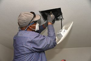 Exhaust Fan Cleaning